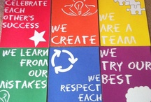 Teaching - Classroom Decor / by Stephanie Frasier