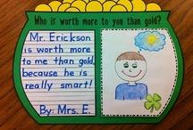 Teaching - St. Patrick's Day / by Stephanie Frasier