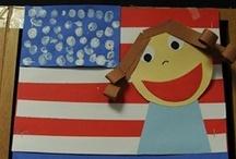 Teaching - Patriotic Days / by Stephanie Frasier