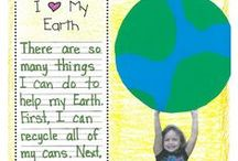 Teaching - Earth Day / by Stephanie Frasier