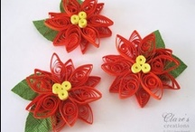 DIY: ✾ Quilling - Paper Filigree / Quilling or paper filigree is an art form that involves the use of strips of paper that are rolled, shaped, and glued together to create decorative designs.