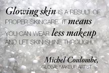 Michel's Beauty Tips / by Laura Mercier