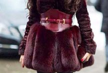 Style: Outerwear / Coats, hats n' more that keep us warm and stylin'