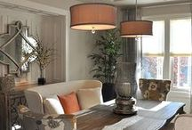 Decorating Inspiration / by Nancy Pollard
