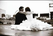 Weddings at Busch Stadium / Busch Stadium is the perfect venue for your special day.