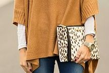 Style: Fall/Winter / Cute and cozy apparel