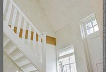 INTERIOR - Entrance hallway - Entree - Pure & Original / Impressions of entrance.