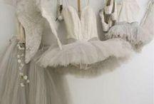 • Ballet Daydreams • / Elegant Dancers // Pale Pink // Tulle Skirts
