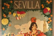 Sevilla En Mi Corazon / I left my heart in Sevilla, and I go visit it there from time to time. / by Minerva Lara Elizalde