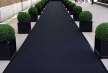 Topiary design / Simply Better Events Sperry Tent Event Leeds