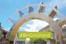 BinGo Grand / BinGo Grand square ideas and info / by Visit Grand Forks