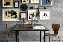 Interior Design Inspiration / by Rakks