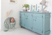 COLOUR - Blue - Pure & Original / Inspiration blue