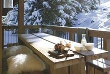 INSPIRATION - Winter - Pure & Original / Interior inspiration winter time. Not all pictures are ours.