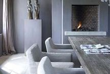 INTERIOR - Dining room - Eetkamer - Pure & Original / Inspiration for your dining area