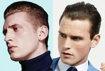 Men's Hairstyles / The best cuts and coifs out there.