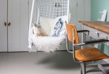 INTERIOR - Kids room - Kinderkamer - Pure & Original / Kids room Inspiration - not all the pictures are ours