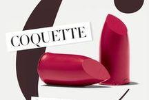 Coquette / Flirt to Conquer.  / by Laura Mercier
