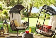 Garden and Deck Ideas / by Cindy Anderson