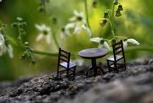 big things tiny and tiny thing big / by Doula Meraki