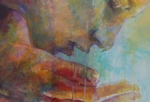 figurative art with people / by Roserobin