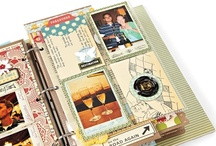 Scrap Booking / by CreativeThreadz