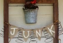 """JUNQUE"" / by JoAnn Johnson"