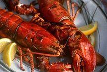 Frutti Di Mare (fish & seafood) / Fish and sea food / by JoAnn Johnson