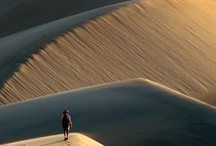 Sand Dunes / by Jean-Louis Lepage