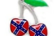 Rebel Flag Items / Here are my favorite Rebel and Confederate Flag Items! Everything From Belly Rings To Beach Towels, Belt Buckles, Shirts, Bedding, Bikinis, Swim Trunks and more!