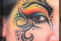 Face Paint / by Ashley Chavez