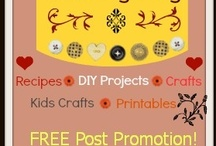 """Thanksgiving Posts / Post your Thanksgiving Recipes, Crafts, Kids Crafts, DIY Projects, and Printables for a Chance to be in a Bulk Post (Free) Which will be Featured on DIY Draw and Pinned. I Will Choose Some Posts and E-mail You for Pictures :)! If you get Chosen You Agree to Post a Facebook or a Message on your site Linking to """"Thanksgiving Posts"""". Only submit YOUR Posts Please."""
