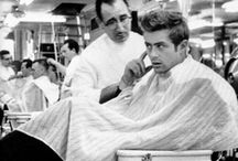 Barber Poles, Chairs, Etc.... / by Barbara Jean Ellis