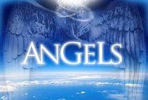 Angels / by Barbara Jean Ellis
