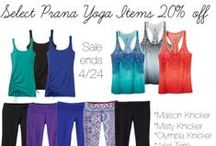 """Yoga / Yoga is one of the six āstika (""""orthodox"""") schools of Hindu philosophy.  We have some great gear from Prana and Patagonia to find your zen place. / by Half-Moon Outfitters"""