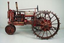 Farmall Tractors / by Barbara Jean Ellis