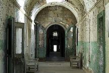 Abandoned / by Barbara Jean Ellis