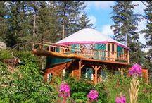 Yurt Heaven / by Deborah Grim