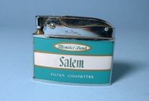 Cigarette Cases and Lighters / by Barbara Jean Ellis