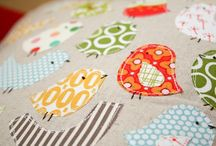 Baby quilts / Maybe with mini charms for a baby quilt