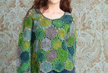 crochet  weave knit / by Roserobin