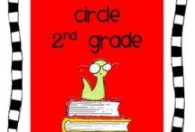 2nd grade / by Kim Ottley