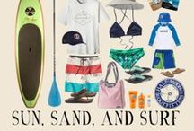 Sun, Sand, and Surf / by Half-Moon Outfitters