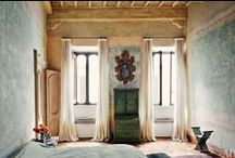 Inside Rome's Beautiful Apartments / A sneaky-peek inside homes of the rich & famous right here in Rome and near Rome #celebrity #architecture #Rome