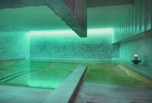 Luxury Spas in Rome / Some of the best luxury hotel spas and smaller private spas in the Eternal city.