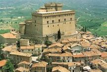 Castles in Lazio / Castles: some private, some open to the public, some you can sleep in, some you can get married in!