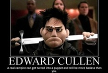 Making fun of Twilight / How can you not make fun of Twilight?  Seriously.