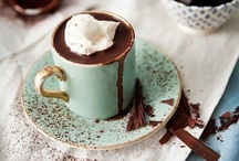 Food: Hot Chocolate / Good hot chocolate.  One thing in my life that I never skimp on and won't deny myself.