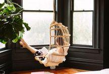 Design Inspiration / Inspiring interior decor.
