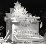 white paper ஃ / #paper, #art, #sculpture, #origami, #kirigami, #cut, #fold